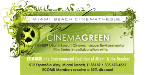 cinemagreen - Ingredients