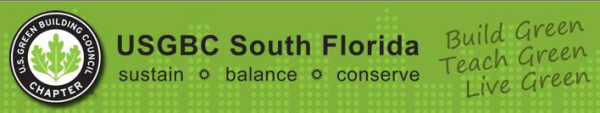 USGBC South Florida Header LEED