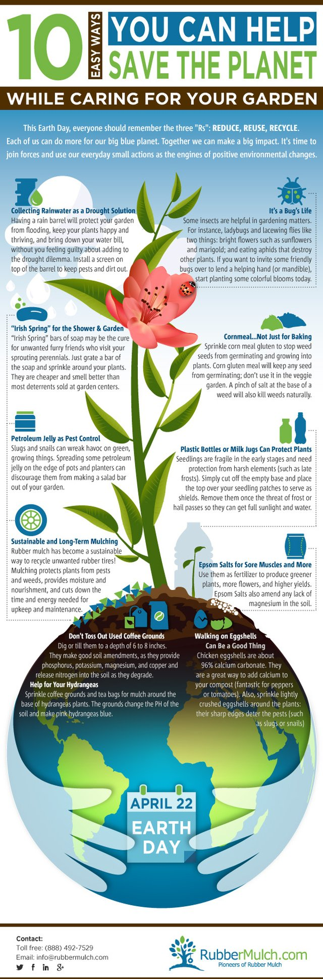 rubbermulchfull earth day infographic 2016